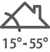 벨룩스 지붕창 GPL 시공 가능 각도