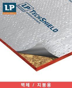 LP 텍쉴드 벽체 지붕용 OSB